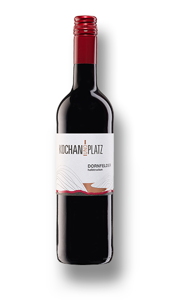 2020 Dornfelder Rotwein feinherb