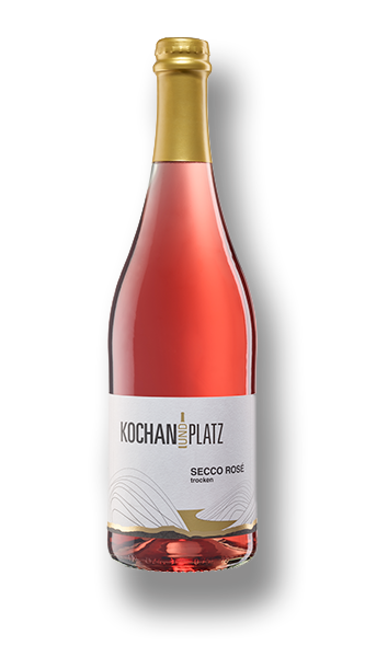 2020 Secco Rosé  -  trocken