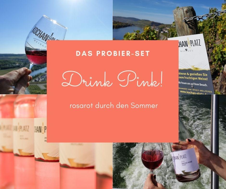 Drink Pink! - das Probierpaket