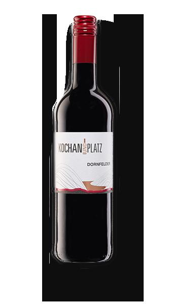 2020 Dornfelder Rotwein lieblich